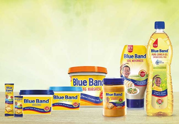 Blue Band products
