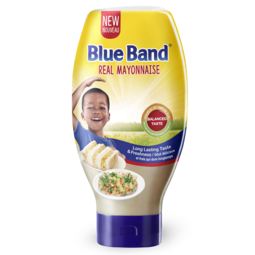 Blue Band Mayo 532ml