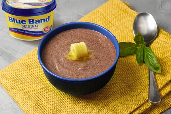 recipe image Wimbi Porridge