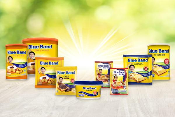 Blue Band Harga