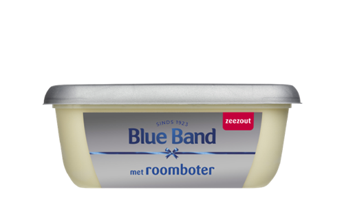 Blue Band Roomboter Zeezout
