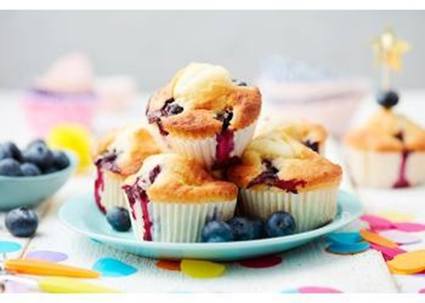 recipe image Blueberry cupcakes