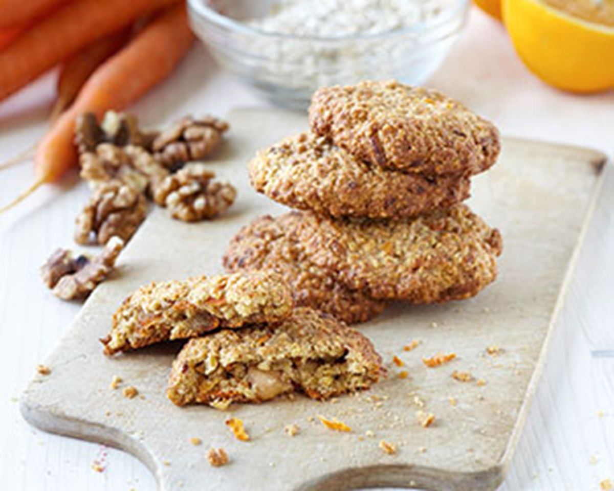 recipe image Carrot cookies