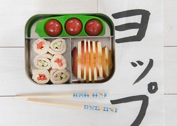 recipe image Broodsushi