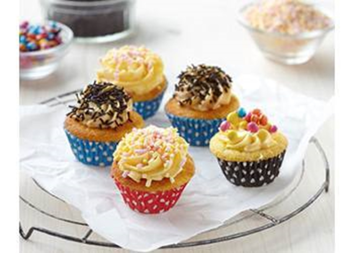 recipe image Mini cupcakes