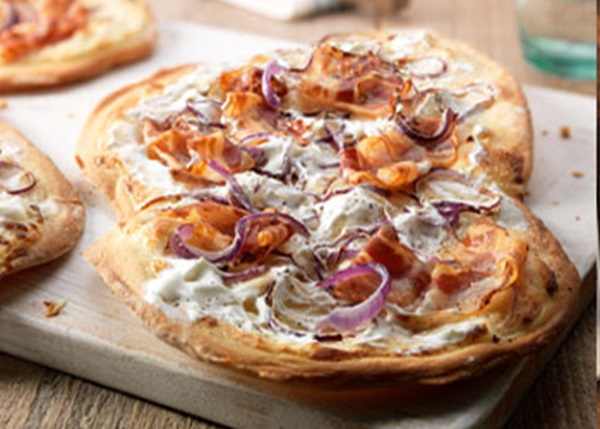 recipe image Flammkuchen