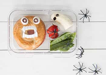 recipe image Halloween lunchbox